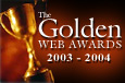 2003-2004 Golden Web Award winner